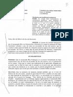 R. N. N° 450-2015-La Libertad - _Insuficiencia probatoria y absolución del acusado_ %2F PARIONA ABOGADOS
