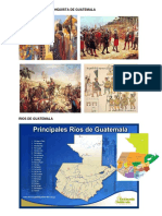1era Etapa de La Conquista de Guatemala