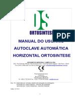 Autoclave Ortosíntese Ac - Mu