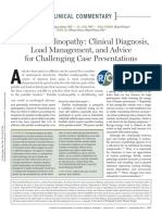 Patellar Tendinopathy - Clinical Diagnosis, Load Management, And Advice for Challenging Case Presentations