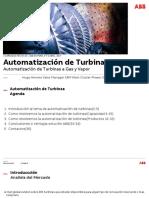 (Hugo Herrera) Automatización de Turbinas a Gas y Vapor (11 30 Hrs )