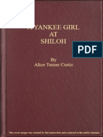 A Yankee Girl at Shiloh by Alice Turner Curtis