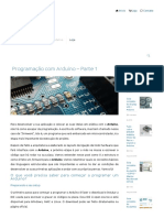 Primeiros Passos Para Aprender a Programar Arduino 1