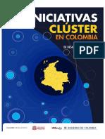 Libro Iniciativas Cluster en Colombia