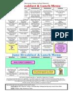 10-may   june breakfast lunch menu 2018