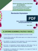 2 Revolución Keynesiana