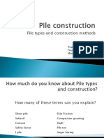 Module3-Pile Type Sand Construction