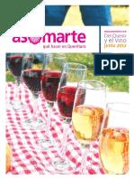 Asomarte - 2012 06 - Del Queso y El Vino