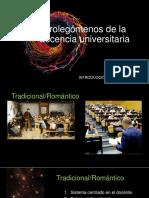 Modelos de Docencia Universitaria
