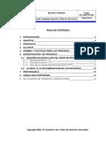 REG-ARP-ITS-001 Guía Estandar Arquitectura Procesos