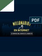 Millonarios en Internet - Pablo Delgadillo