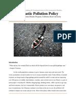 final draft policy analysis
