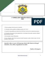 1º Simulado - PRF ( GRATUITO).pdf