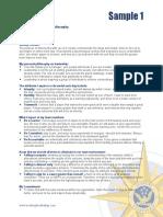 Leadership Philosophy Samples 5