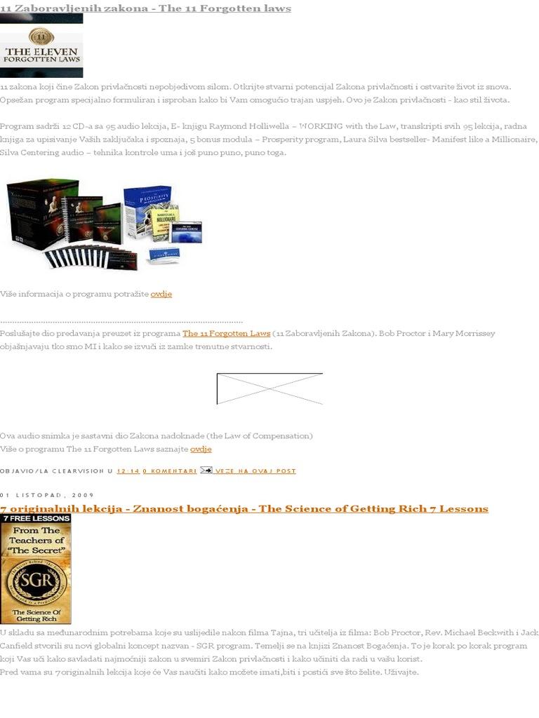 audio knjiga o manifestu o izlascima izlazi već 2 mjeseca što