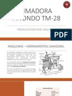 Limadora Pinondo Tm-28