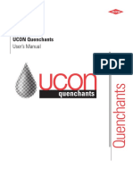 UCON Quenchants Users Manual 2015