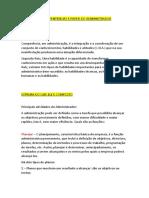 HABILIDADES do administrador resumo.docx