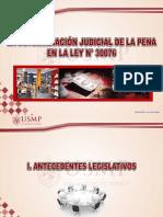 Determinación Judicial de La Pena Luis Yshií Meza