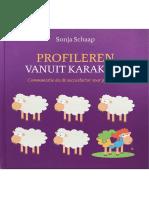 Profileren Vanuit Karakter- Sonja Schaap