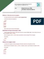 Diseño de WEB con html parte 2