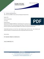 Proposal Penawaran Simrs