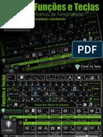 E-Boock Atalhos Rápidos e Funções Do CorelDRAW X8