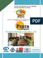 Plan de Trb 2013-General