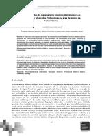 artigo MATERIALISMO HISTÓRICO DIALÉTICO E PESQUISA PARTICIPANTE CIAIQ 2017