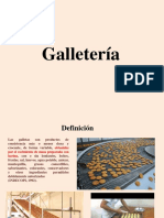 TECNOLOGÍA EN ELABORACIÓN DE GALLETAS