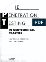 CPT en Practica Geotecnica- Lunne, Robertson, Powell