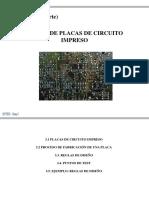 Diseño de placas circuitos impresos