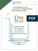 Modulo Reproduccion Animal Avanzada Unidad 2. Inseminación Artificial y Transferencia de Embriones Capitulo 2. Inseminacion Artificial