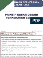 pert 3_ Prinsip Dasar Desain Perkerasan Lentur.pptx