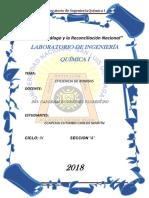 Informe de Laboratorio - eficiencia bombas