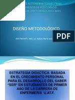Diseño Metodológico - Copia