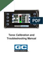 W450311D Insight Terex Calibration Troubleshooting English Calibracion de LMI