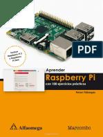Aprender Raspberry Pi Con 100 Ejercicios Prácticos