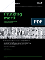 Re Thinking Merit Whitepaper