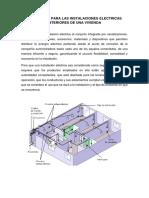 Materiales Para Instalaciones Electricas