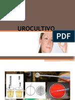 Clase 14 Urocultivo
