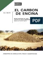 Carbon de Encina