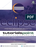 Eclipse Tutorial