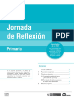 Jornada de Reflexion 2015 Primaria