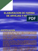 HARINA DE ARVEJAS Y HABAS.ppt