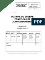 Alm-m-01 Manual de Bpa Hg & Np Sac Rev.00 Feb.18