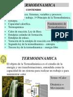 1. Introducción -Termodinamica - Clase 1