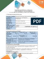 Guía de Actividades y Rubrica de Evaluacion Fase 4 Sintetizar y Presentar Nueva Informacion