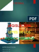 LEGISLACION EXPONER