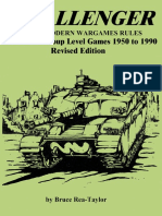 241857498 Challenger Modern Wargame Rules 1950 1990
